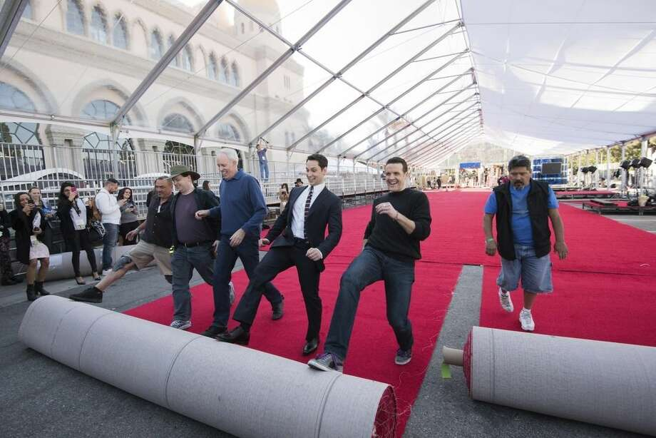 Red Carpet Roll Out for the 21st annual SAG Awards at Shrine Exposition Center on Saturday, Jan 24, 2015, in Los Angeles. (Photo by Rob Latour/Invision/AP)