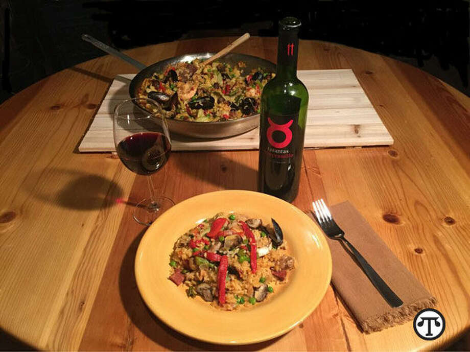 You can cook up a way to win a free trip to Spain through a recipe contest from a Spanish winemaker. (NAPS)