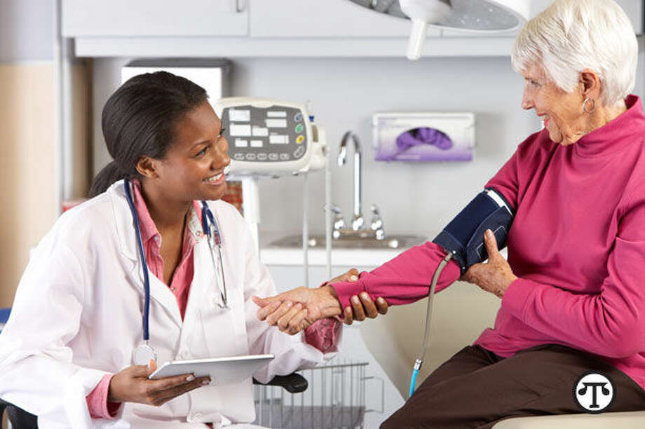 It's a healthy idea to have your blood pressure checked regularly. (NAPS)