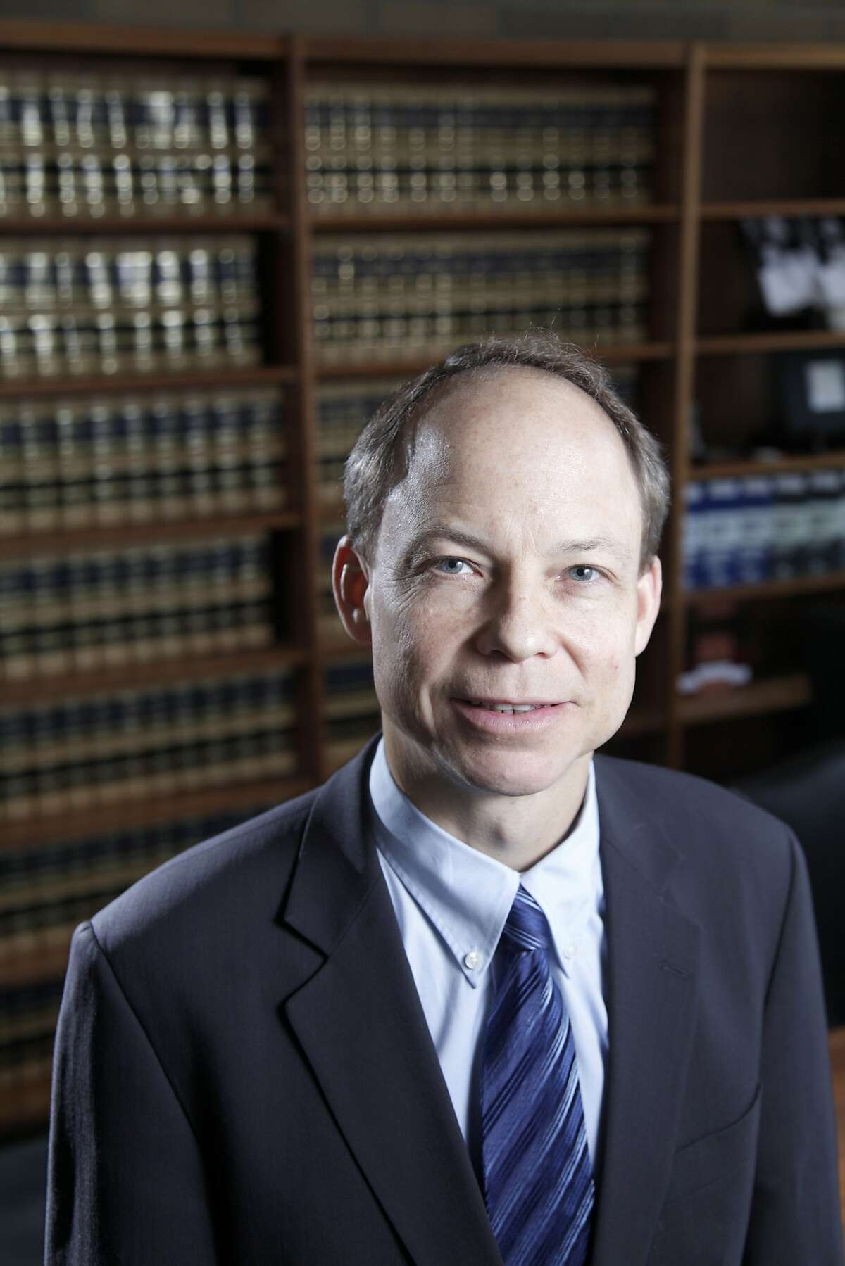 This June 27, 2011, photo shows Santa Clara County Superior Court Judge Aaron Persky, who drew criticism for sentencing former Stanford University swimmer Brock Turner to only six months in jail for sexually assaulting an unconscious woman. The swimmer's father, Dan Turner, ignited more outrage by writing in a letter to the judge that his son already has paid a steep price for