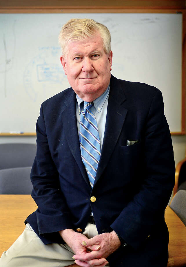Hour photo / Erik Trautmann James Connelly, interim superintendent for Norwalk Public Schools.