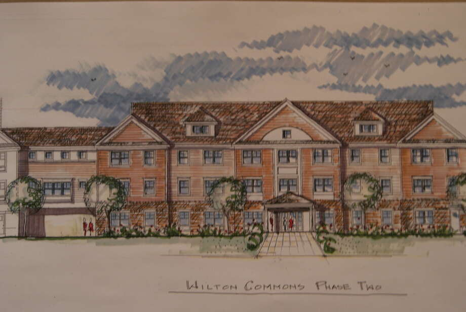 A rendering of Wilton Commons Congregate.