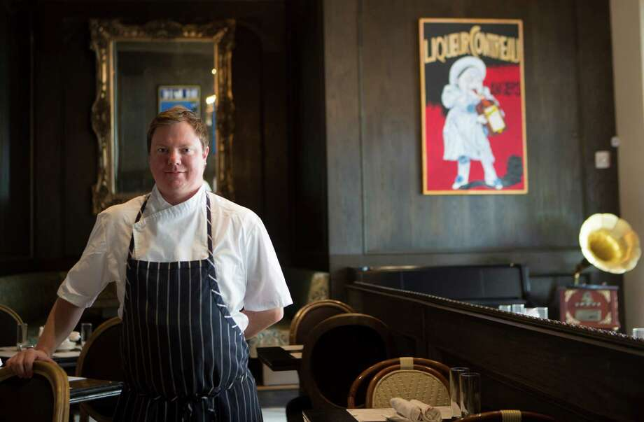 Ben McPherson, formerly with Prohibition Supperclub & Bar in downtown Houston, is now doing a variety of pop-up events. Photo: Marie D. De Jesus, Houston Chronicle / © 2014 Houston Chronicle
