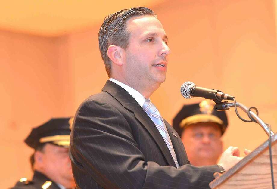 Hour Photo/Alex von Kleydorff Norwalk Police Department Annual Awards Ceremony