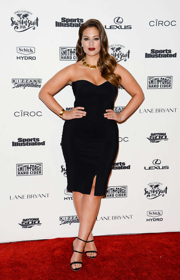Cover model Ashley Graham attends the 2016 Sports Illustrated Swimsuit Issue launch party at Brookfield Place on Tuesday, Feb, 16, 2016, in New York. (Photo by Evan Agostini/Invision/AP)