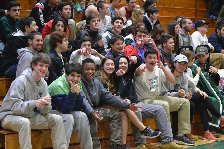 Norwalk defeated Fairfield Warde, 76-58, on February 3, 2015.