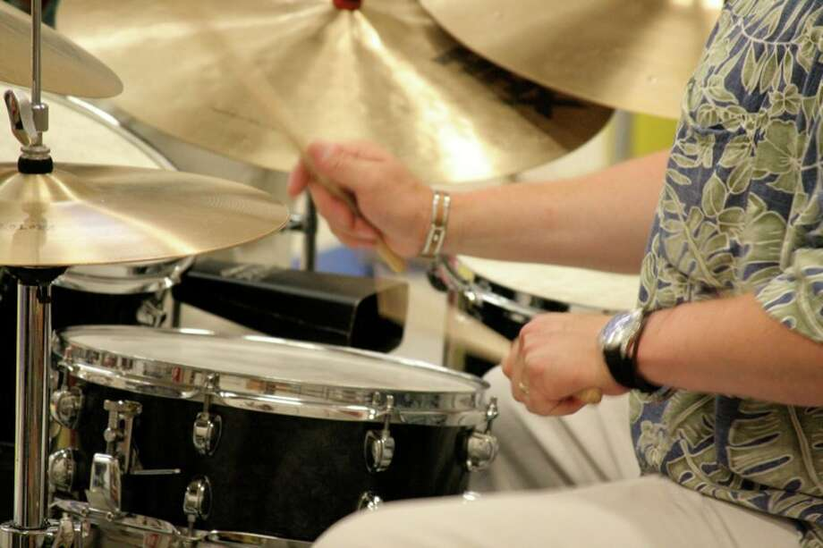 Sacred Heart University, in Fairfield, will be the site for a daylong percussion fest Saturday, June 18, featuring drummers and others from the Jim Royle studios in Bridgeport. Photo: Contributed Photo
