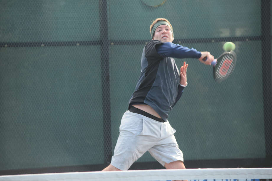 George Wilkinson is among a group of locals who will compete in the 81st American Platform Tennis Association (APTA) National Championships.