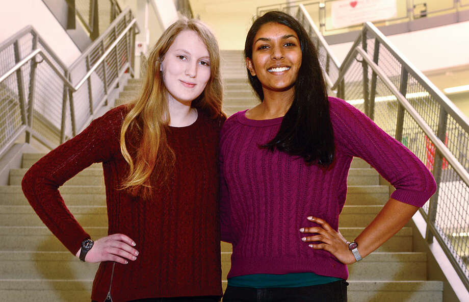 Two Stamfordstudents, Alice Schaumann and Tanusri Balla, have been nominated as candidates for the U.S. Presidential Scholars Program.