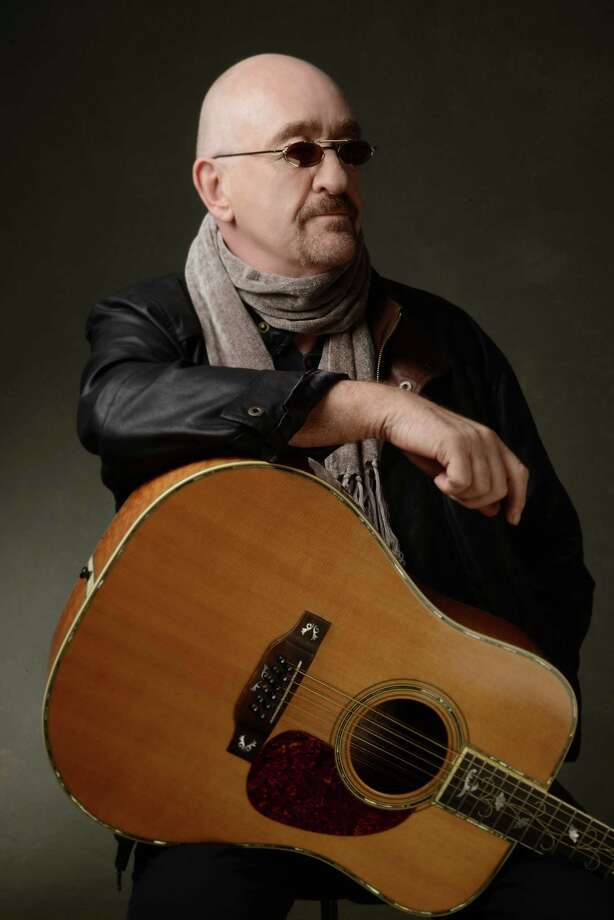 """Dave Mason, a member of the Rock and Roll Hall of Fame, brings his multimedia show, """"Traffic Jam,"""" to The Warehouse in Fairfield Theatre Company on Friday, June 17. Photo: Fairfield Theatre Company / Contributed Photo"""