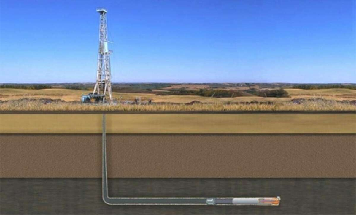 Horizontal drilling technology allowed fracturing to boom in Texas and beyond. Image via Energy.gov