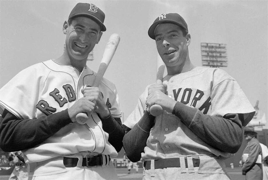 Joe DiMaggio got a hit in his 42nd straight game on June 29, 1941. Photo: AP