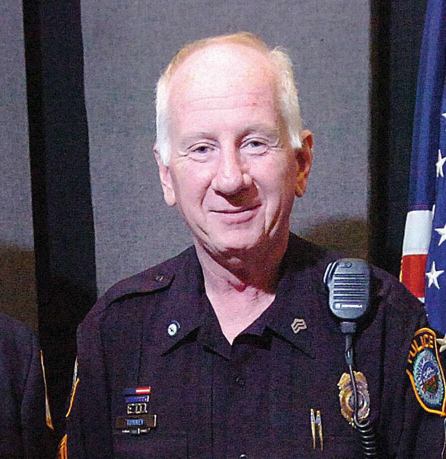 Wilton Police Sgt. Tom Tunney.