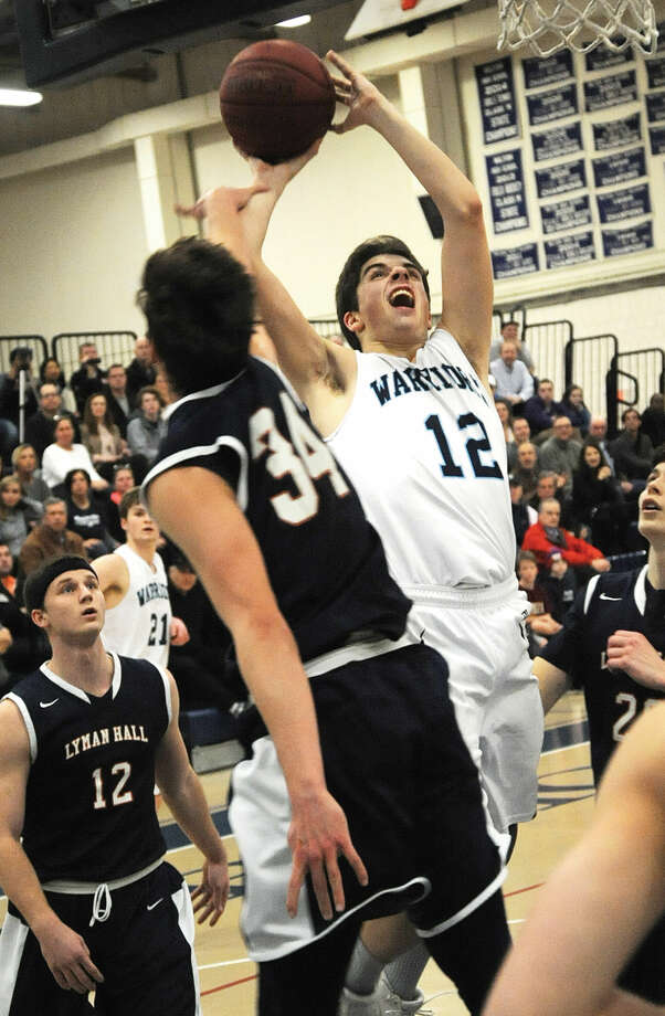 Kyle Shifrin, Wilton boys basketball.