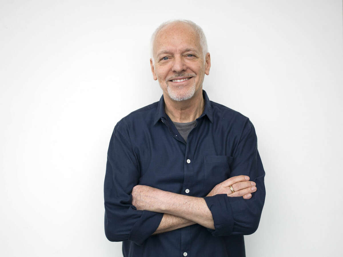 Photo by Scott Gries/Invision/AP In this Feb. 25, photo, musician Peter Frampton poses for a portrait in New York. The English-born Frampton, now 65, released,