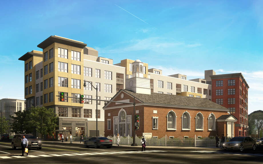 Contributed photo A rendering of the Butler Lofts proposed at Waypointe on West Avenue.
