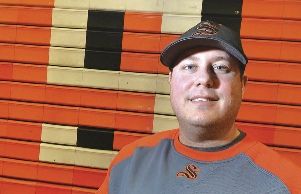 Hour photo/Alex von Kleydorff Rit Lacomis has ascended to the head coaching position of the Stamford High baseball team, it was announced last week. Lacomis played for Joe Madaffari at Brien McMahon before moving on to Southern Connecticut, where he set several pitching records.