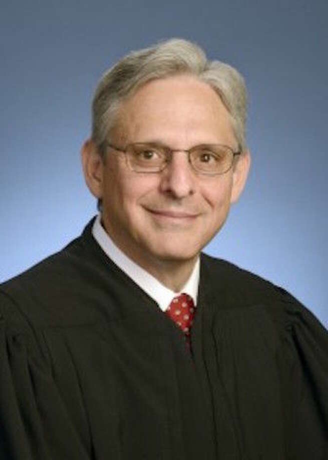 U.S. DEPARTMENT OF JUSTICEU.S. Supreme Court nominee Merrick Garland
