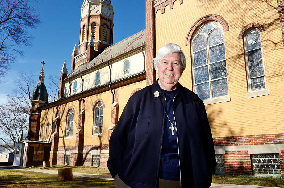 Wilton resident Sister Peg Regan is stepping down as director of Caroline House in Bridgeport after six years in that position.