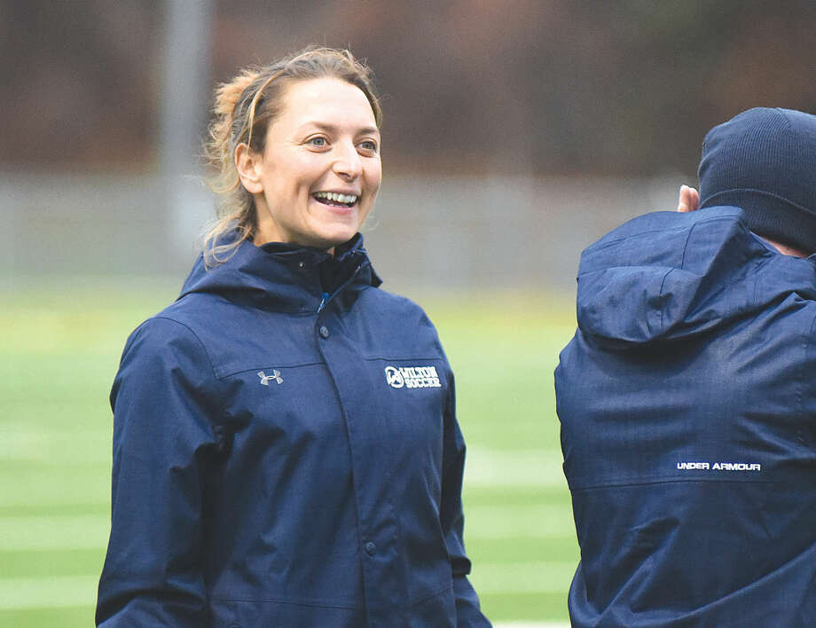 Freya Coombe is out as Wilton girls soccer coach after just one season.