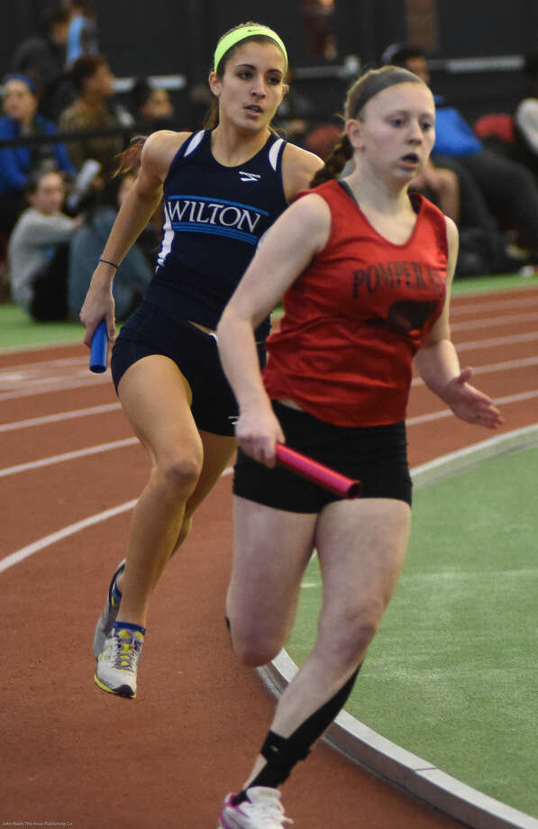 Hour photo/John Nash - Action from the Class L Track Championship meet.