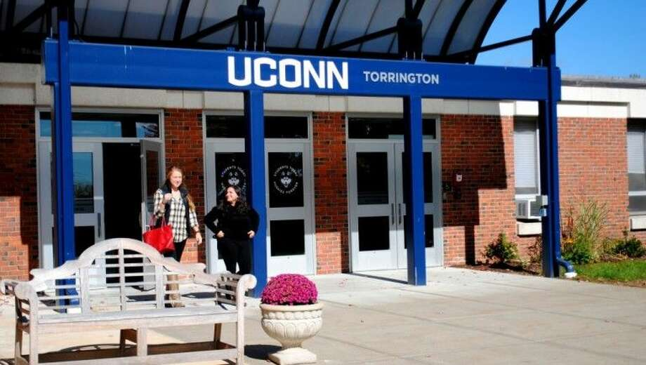 UCONNThe front entrance of UConn's Torrington branch