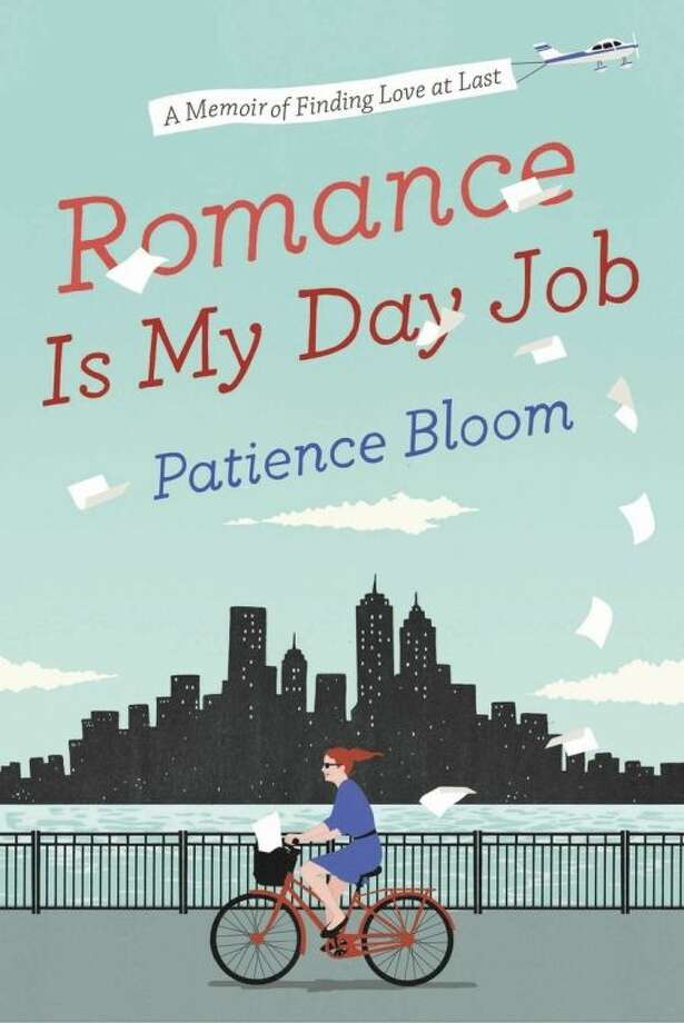 "This book cover image released by Dutton shows ""Romance Is My Day Job,"" a memoir by Patience Bloom. (AP Photo/Dutton)"
