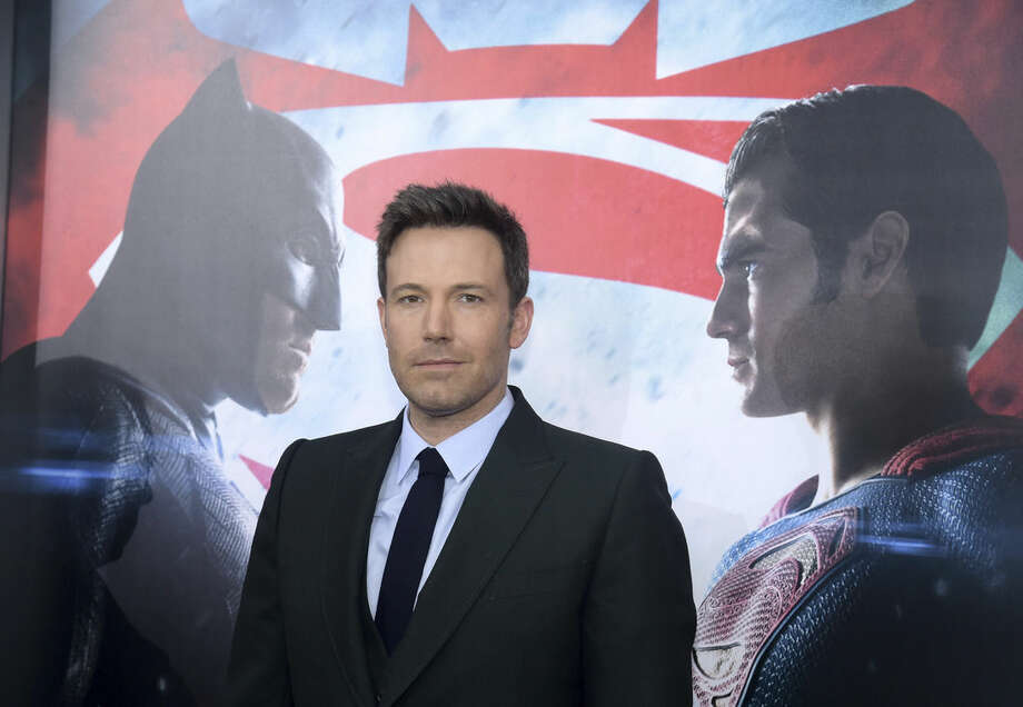 """Ben Affleck attends the premiere of """"Batman v Superman: Dawn of Justice"""" at Radio City Music Hall on Sunday, March, 20, 2016, in New York. (Photo by Charles Sykes/Invision/AP)"""