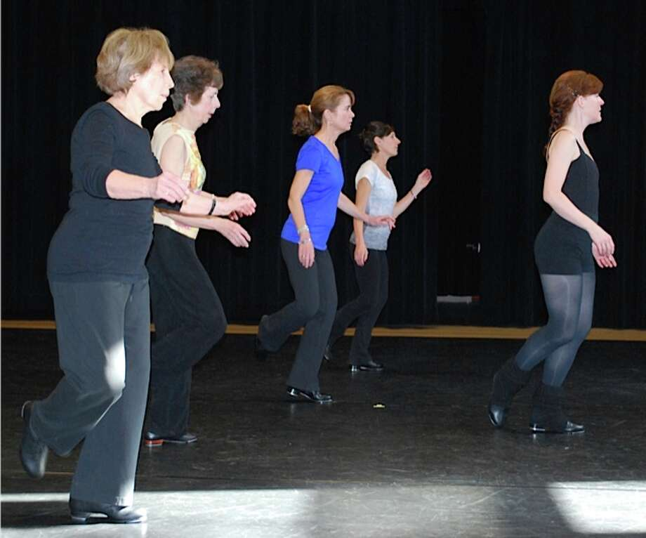 Adult Tap Classes at Darien Arts Center