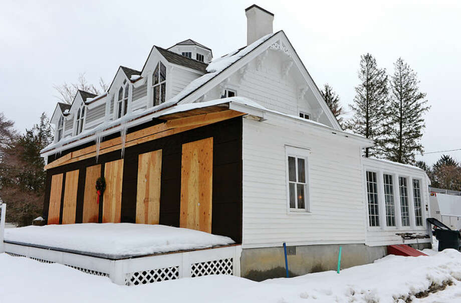 Hour photo / Erik Trautmann Planning commissioners on Tuesday evening left their imprint on Norwalk's unfolding 2014-15 capital budget, adding back $100,000 to expedite renovation of buildings at Fodor Farm.