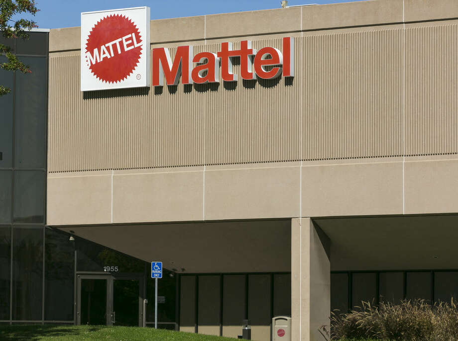 In this Wednesday, Feb. 24, 2016, photo, the Mattel Inc. campus is seen in El Segundo, Calif. Mysterious cyber-thieves tricked Mattel into wiring over $3 million to a bank in China. The funds were swept up in a tide of dirty money that passes through China, which is emerging as global money laundering hub. (AP Photo/Damian Dovarganes)