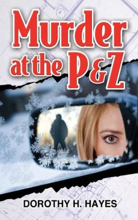 Investigative reporter, Carol Rossi, digs deep to solve the murder of the town planner's secretary,in Murder at the P&Z. The story takes place in Wilton, CT.