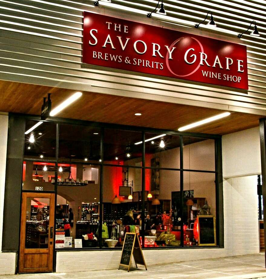 """The Savory Grape Successful """"Red Out"""" Creates Awareness and Support for the Local American Heart Association"""