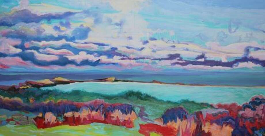 The Color of Nature Art Exhibition, March 4 through April 7, 2015