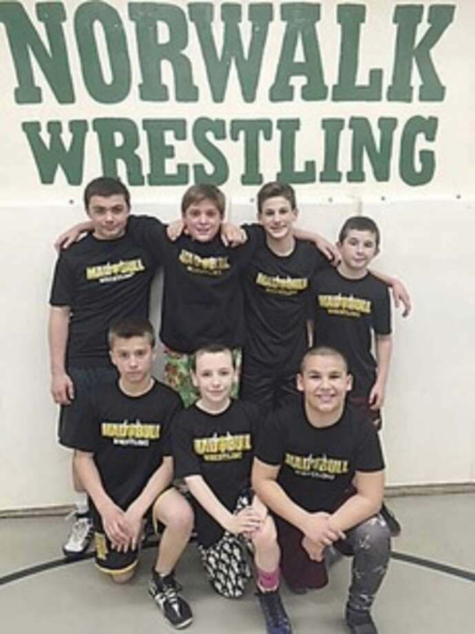 Youth Wrestling: Norwalk Mad Bulls take 6th in New England Youth Wrestling Championships