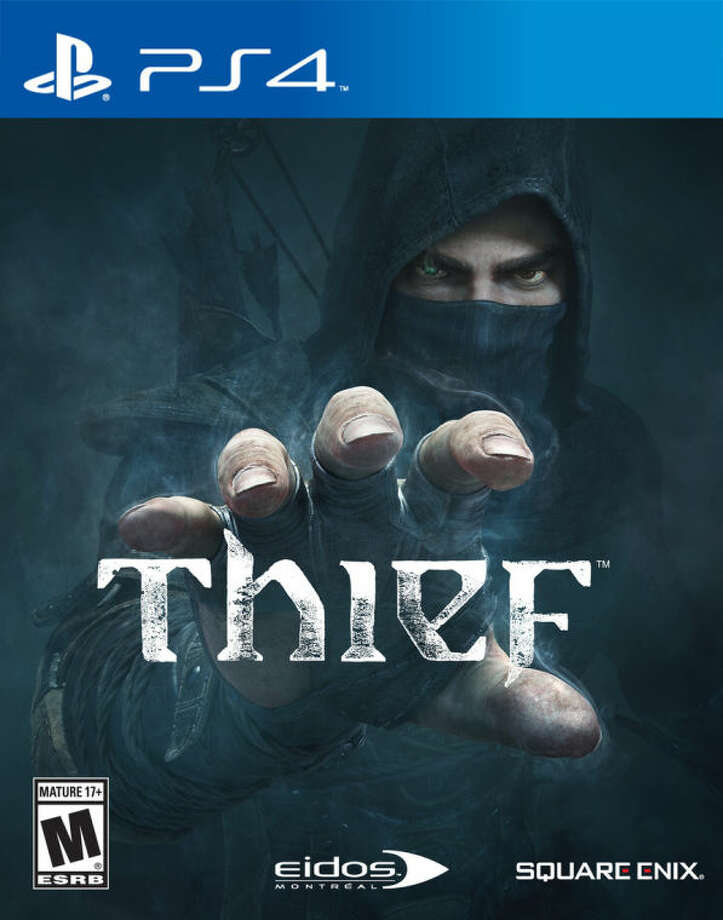 """This image released by Square Enix shows the video game cover image for """"Thief."""" (AP Photo/Square Enix)"""