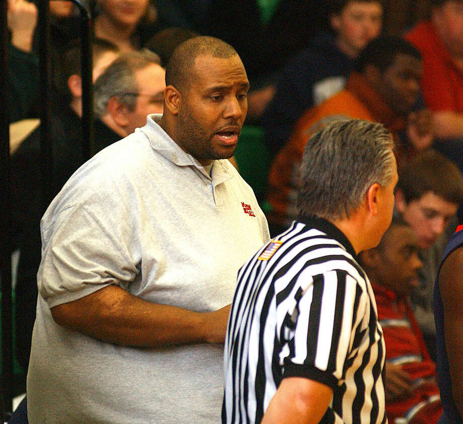 Former Brien McMahon boys basketball coach Mo Tomlin died on Tuesday. He was 42.