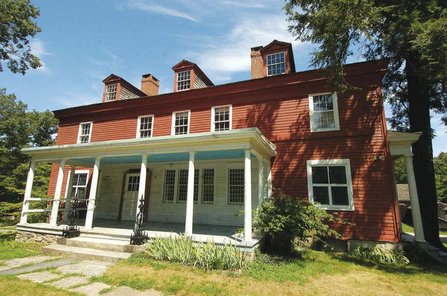 The Weir House at Weir farm National Historic Site