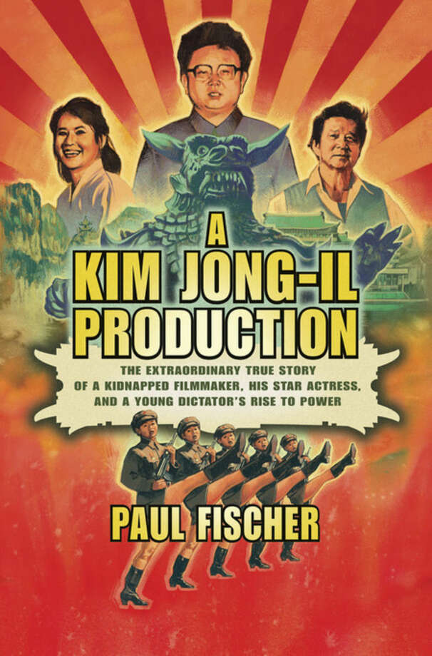 "AP Photo/Flatiron Books/MacmillanThis photo provided by Flatiron Books/Macmillan shows the cover of the book, ""A Kim Jong-Il Production,"" by author, Paul Fischer."