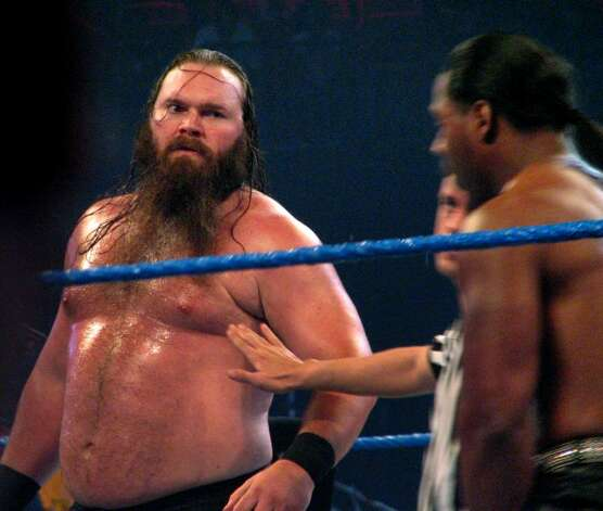 Knox Wwe Wrestler Here Wrestler Mike Knox