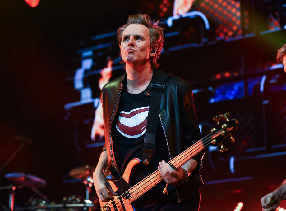 The band Duran Duran played the Mohegan Sun Arena on Thursday night.