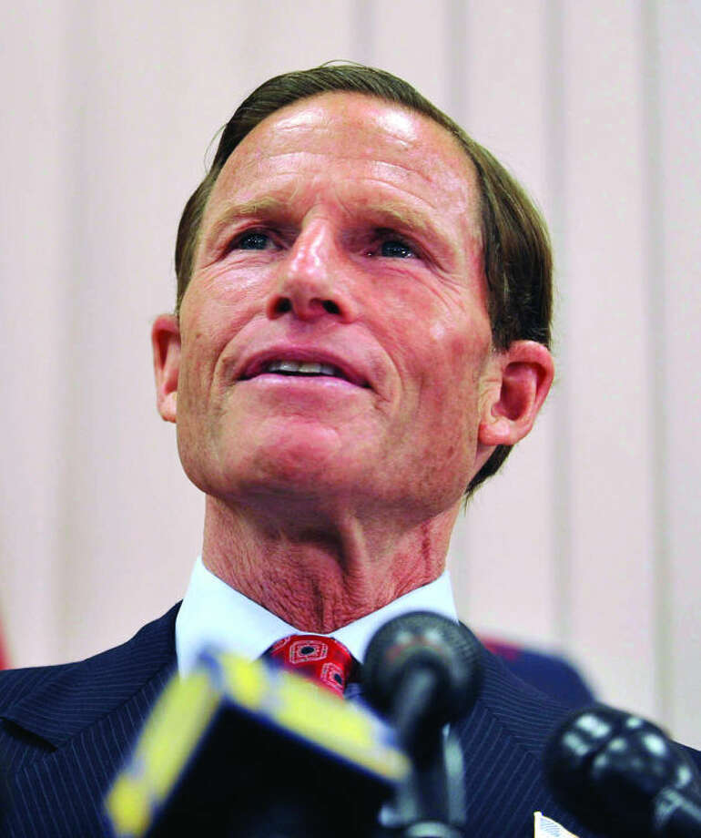 """FILE - In this May 18, 2010 file photo, Connecticut Democratic Senate candidate, Attorney General Richard Blumenthal speaks in West Hartford, Conn. The dirty laundry is piling up this campaign season. The revelations about the personal and professional lives of congressional candidates aren't just fodder for """"Saturday Night Live"""" parodies and Twitter feeds. They can become campaign wild cards, yanking the spotlight from big issues like the economy and impacting races as the midterm election nears."""