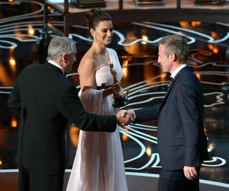 Robert De Niro, Penelope Cruz, Spike Jonze - 86th Academy