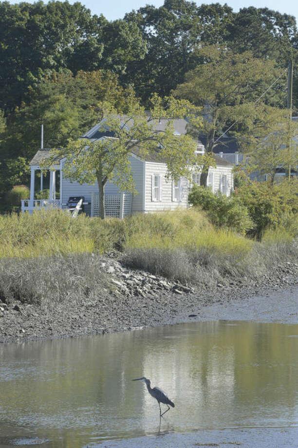 Hour Photo/Alex von Kleydorff. The property at 2 Nearwater rd.