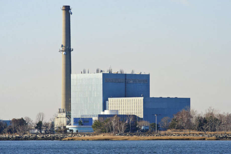Hour photo / Erik Trautmann The future for power plants deactativated by NRG Energy, Inc., elsewhere in the Northeast is under debate.