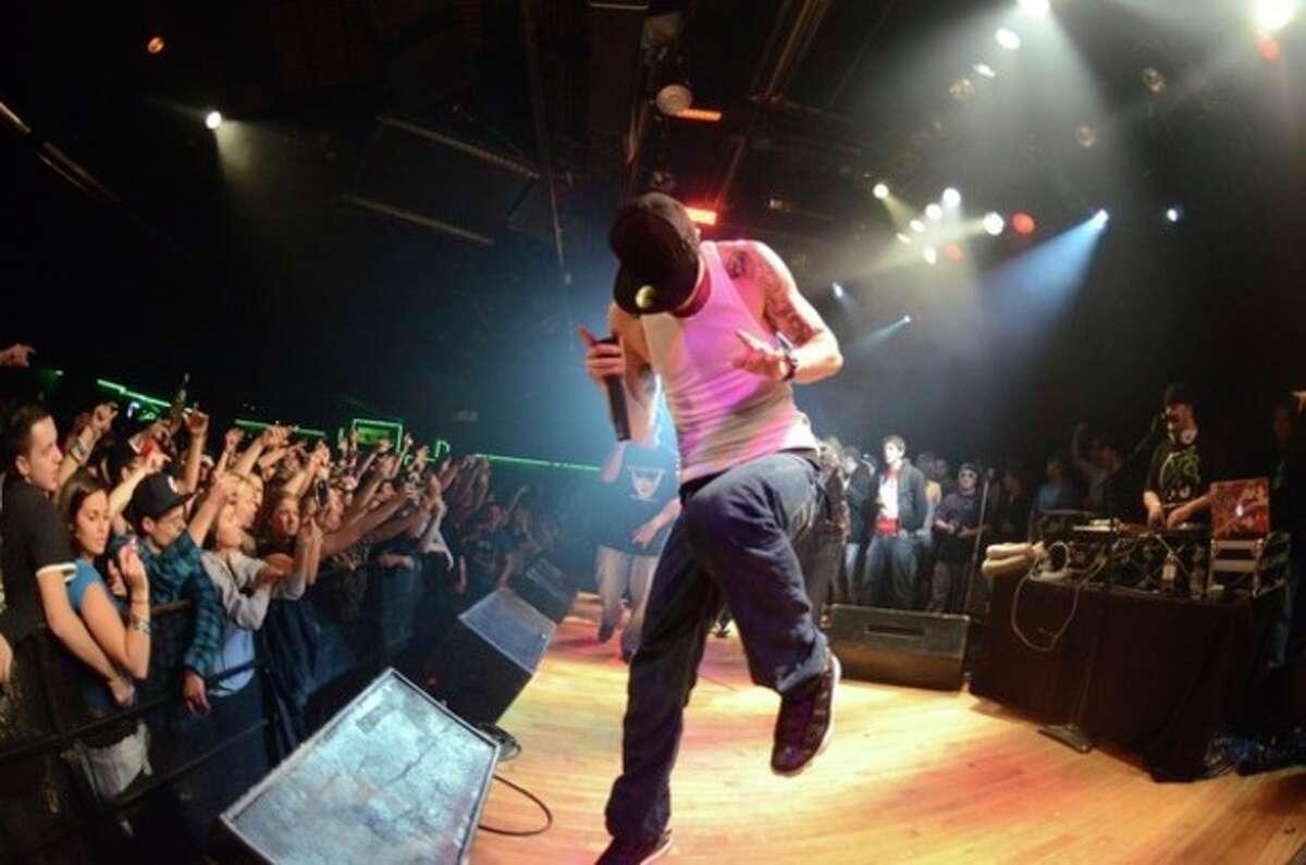 Norwalk rapper Chris Webby shoots to top of iTune downloads