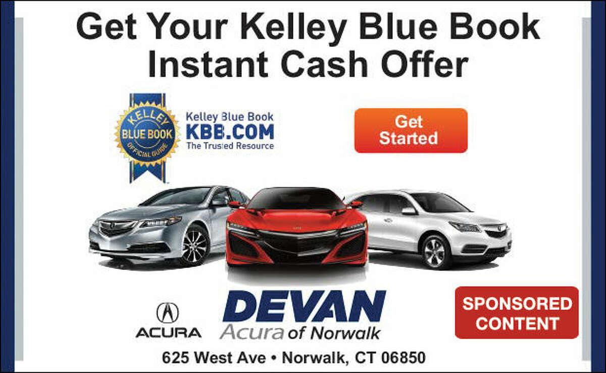 DEVAN ACURA get your Blue Book Instant Offer
