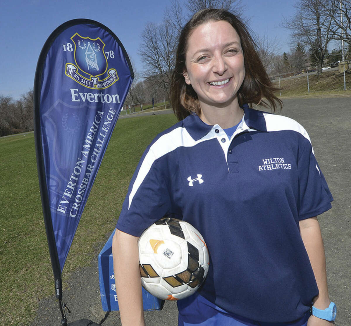 Freya Coombe will step down after one season as head coach of Wilton High School girls soccer.