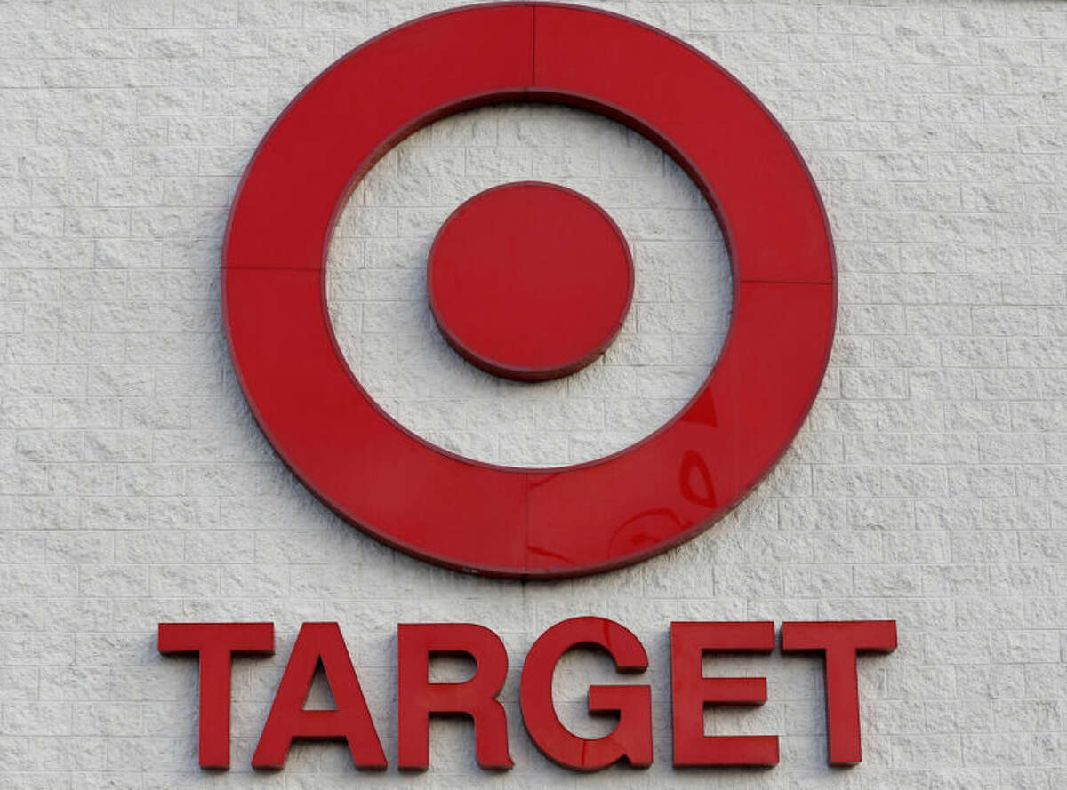 FILE - This Dec. 19, 2013, file photo shows a Target retail chain logo on the exterior of a Target store in Watertown, Mass. A massive data breach at Target Corp. that exposed tens of millions of credit card numbers has focused attention on a patchwork of state consumer notification laws and renewed a push for a single national standard. (AP Photo/Steven Senne, File)