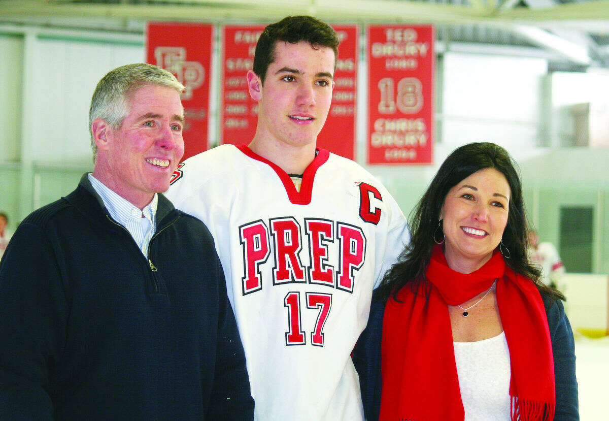 Norwalk resident and Fairfield Prep captain, Ryan Deering hopes that he will help the Jesuits win their third straight State Championship. (Contributed Photo)